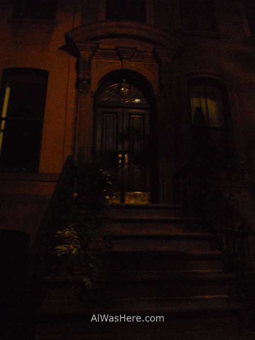 Carrie Bradshaw house, Greenwich, New York. Casa Nueva