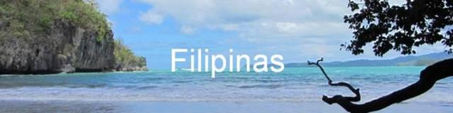 Filipinas. Playa en Sabang, Palawan, Filipinas.