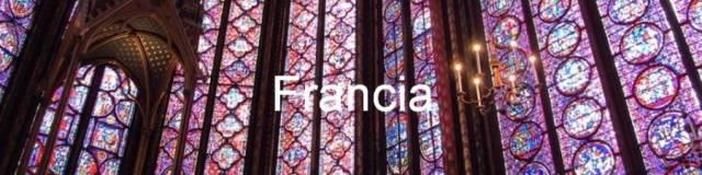 Francia. Saint Chapelle, Paris