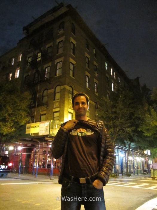 Friends Building, edificio de Friends. Greenwich, New Nueva york alwashere