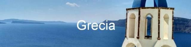 Grecia. Campanario en Oia, Santorini