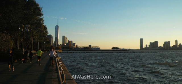 hudson-river-greenway-at-dusk-new-york-nueva