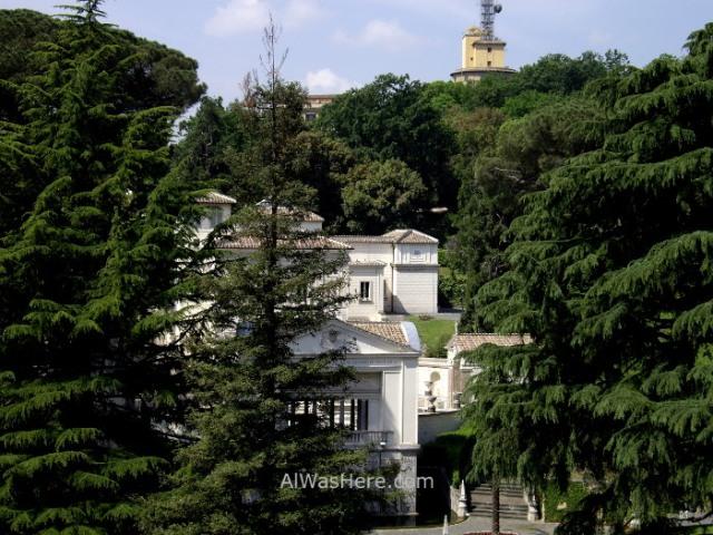 VATICANO MUSEOS 6. Museum Jardines Gardens