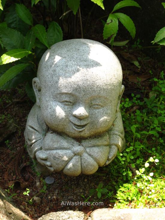 Escultura calabaza Daisho-in