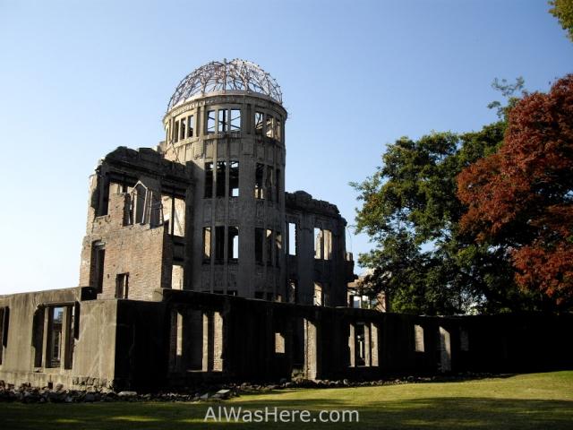 Palacio de Exhibiciones Comerciales de Hiroshima
