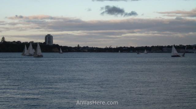 Bahía de Auckland