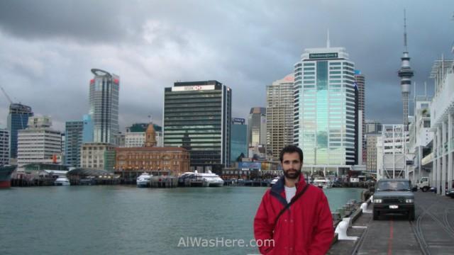 Skyline de Auckland