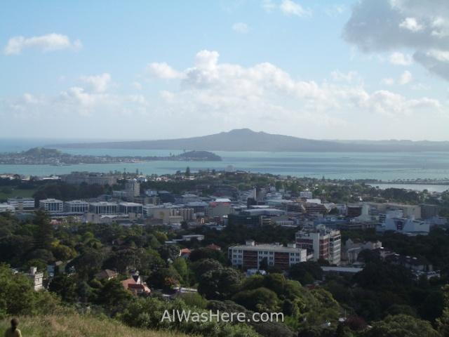 Vista desde el Mount Eden (2)