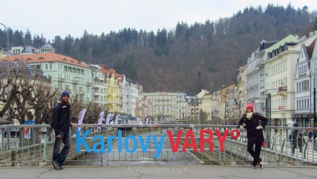Cartel de Karlovy Vary
