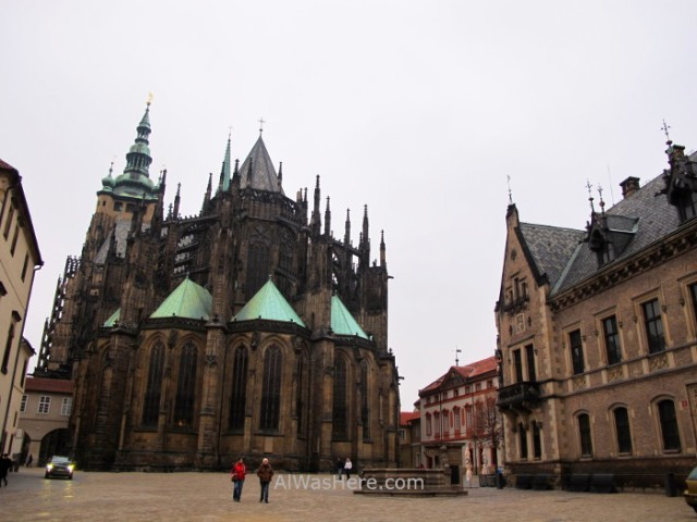 Castillo Praga Prague Castle