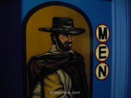 Restaurante de carretera en Arizona