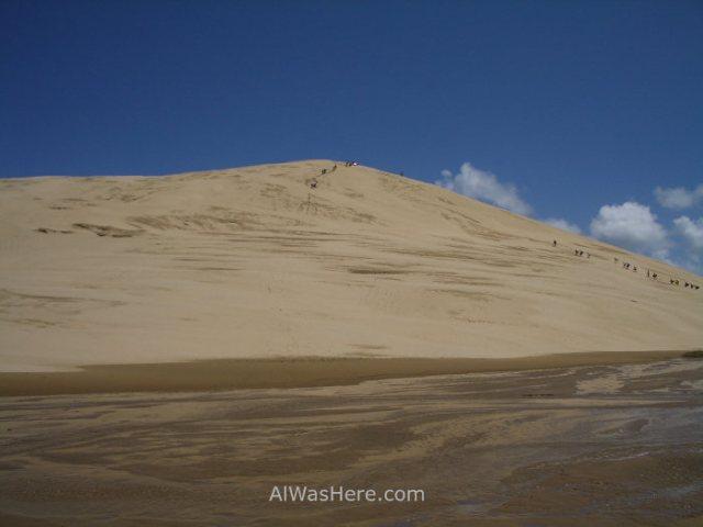 Duna para Sandboarding