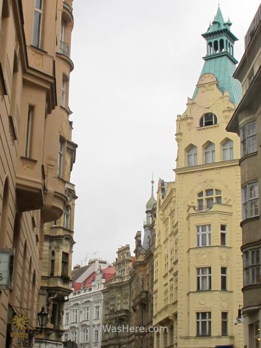Praga Josefov Prague