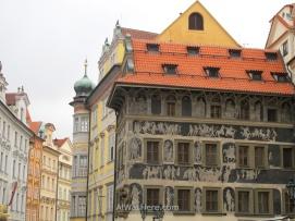 Edificios casco antiguo