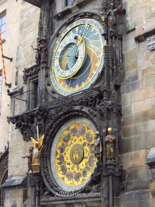 Praga Stare Mesto Prague Astronomical clock reloj astronómico