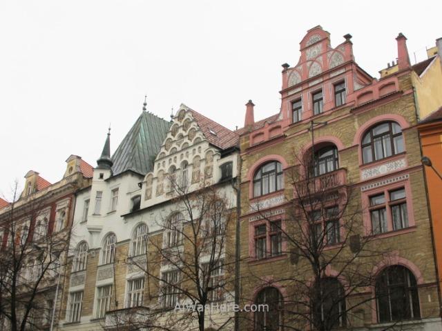 Praga Vysehrad Prague