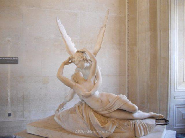 Cupido y Psyche
