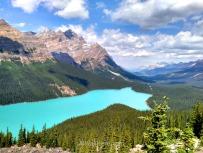 Lago Peyto, Montañas Rocosas, Canadá