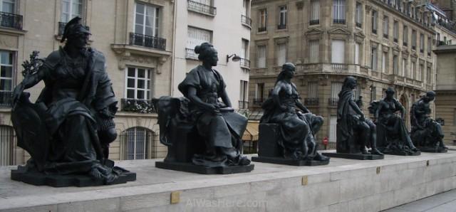 Estatuas Museo Orsay