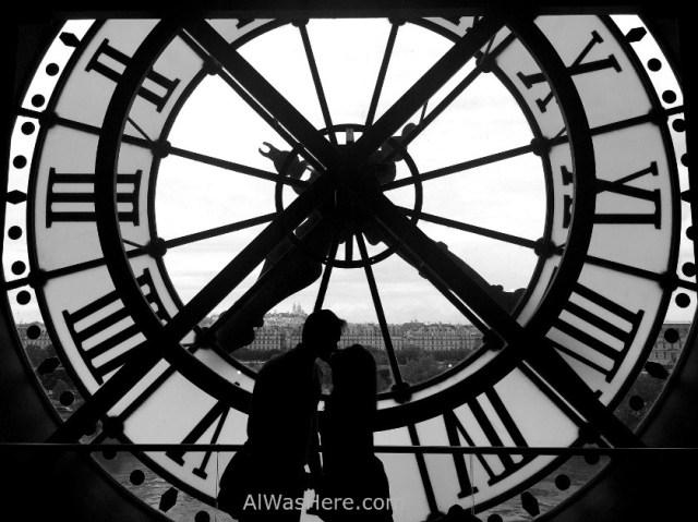 Reloj Museo Orsay