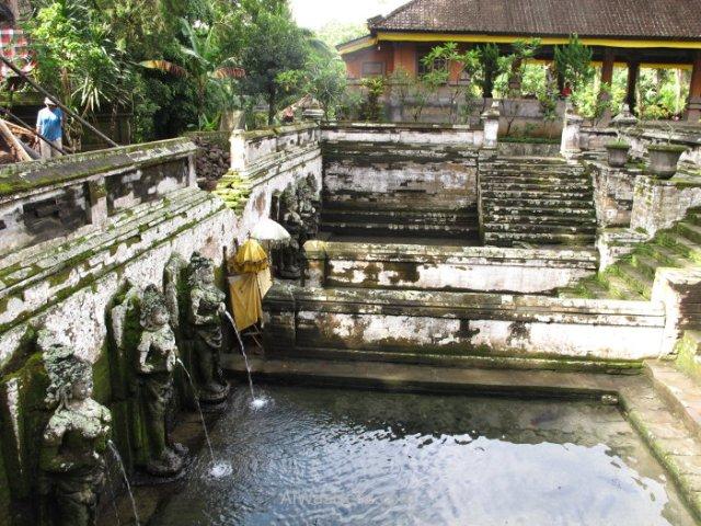 Zona purificación y rezo
