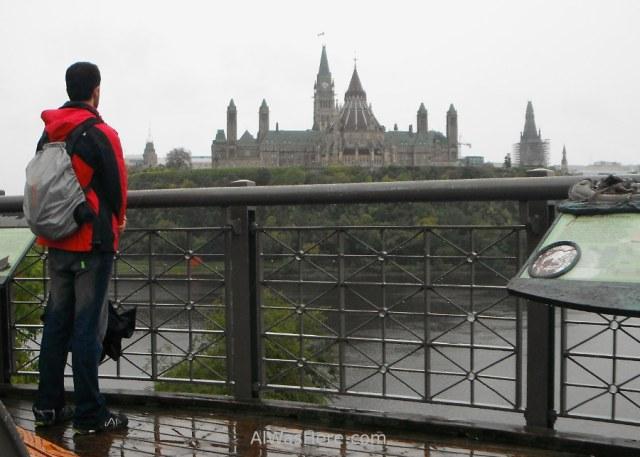Vista de la Colina del Parlamento