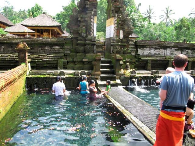 BALI, templo Tirta Empul temple (2)