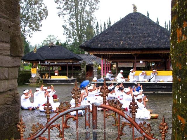 BALI, templo Ulun Danu Beratan Bratan temple