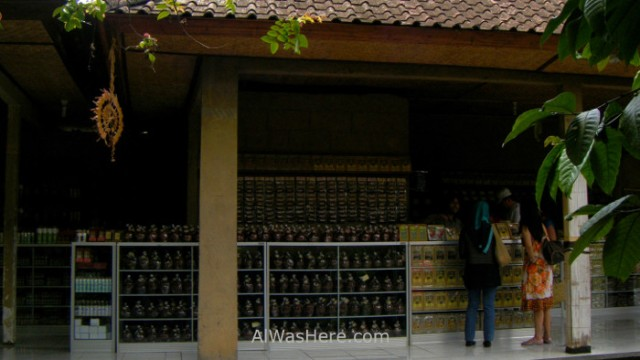 Kopi Luwak cafe balinese coffee comprar buy tienda shop local