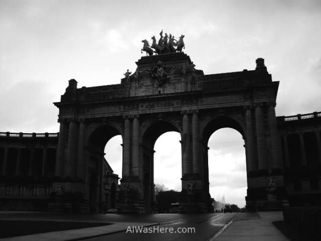 arco-triunfo-parque-cincuentenario-bruselas-belgica-parc-du-cinquentenaire-jubelpark-brussels-belgium