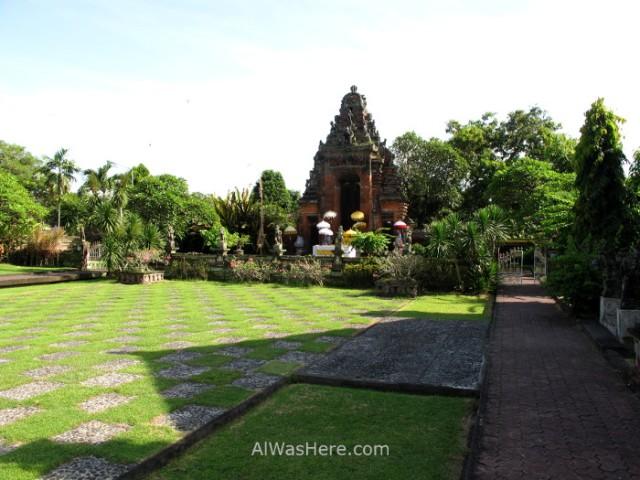Palacio real Klungkung Bali Royal Palace