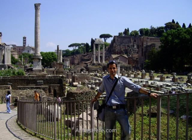 11-con-el-foro-roma-italia-forum-roman-rome-italy