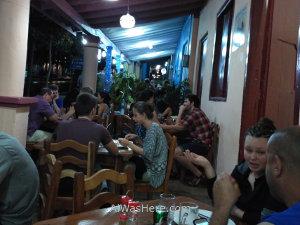 1. Terrazas Viñales Cuba restaurantes. Vinales restaurants