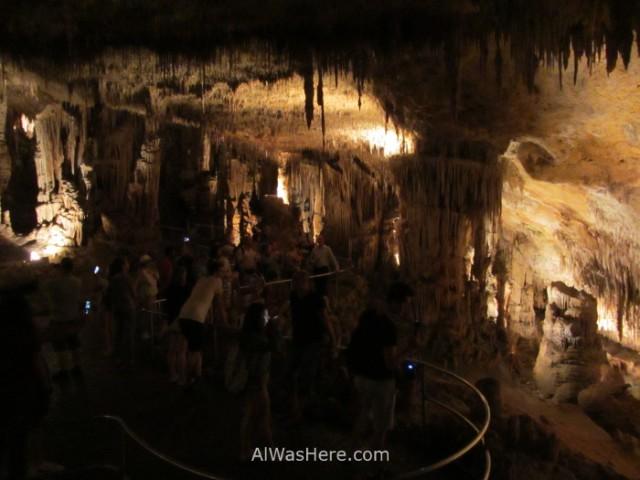 2. cuevas del drach porto cristo manacor mallorca españa. caves spain