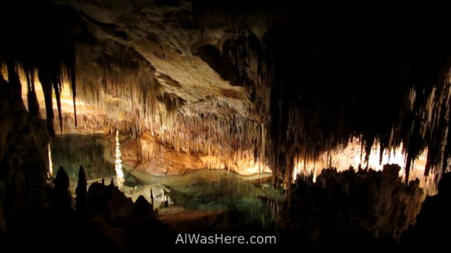 4 cuevas del drach porto cristo manacor mallorca españa. caves spain lago lake