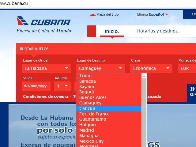 6. Web Cubana