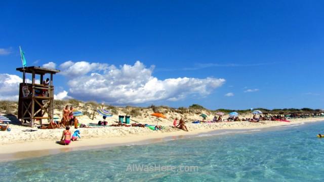 5. Playa Es Trenc Mallorca, Baleares, España. Beach, Spain