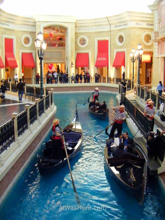 Doha 9. Canales Casino Venetian, Las Vegas, Nevada, Estados Unidos. USA