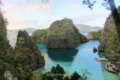 Isla de Coron Kayangan, Busuanga, Palawan, Filipinas