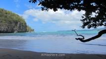 Playa en Sabang, Palawan, Filipinas
