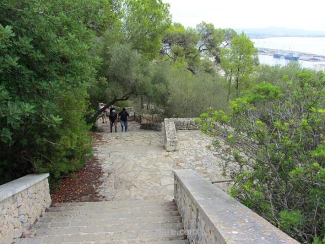 Palma Mallorca, Castillo Bellver. 1. España. Spain, Castle