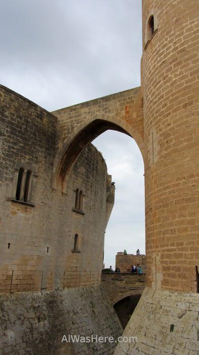 Palma Mallorca, Castillo Bellver. 2. España. Spain, Castle