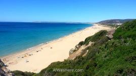 Playa de los Alemanes, Tarifa, Cadiz