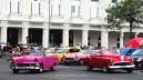 Taxis en La Habana Vieja