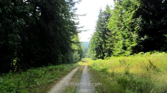 COWICHAN VALLEY TRAIL 3. Isla de Vancouver, Columbia Britanica, Canada. Island, British
