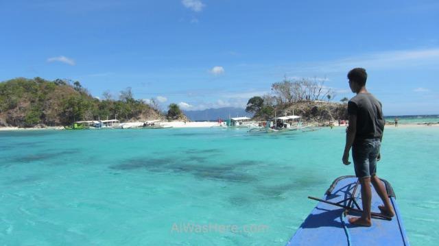 MALCAPUYA, BANANA, BULOG DOS ISLANDS 0. Bulog Dos, Coron, Palawan, Filipinas. Philippines