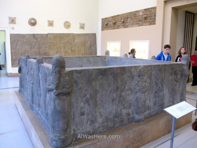 PERGAMO MUSEO 0. tumba mesopotamica,Pergamon museum berlin, alemania, Germany, tomb