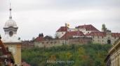 La fortaleza de Brasov, Rumanía