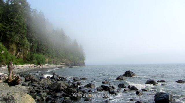 Juan de Fuca 22. Bear Beach Marine Trail, Isla de Vancouver, Columbia Britanica, Canada. British, Island