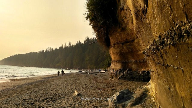 Juan de Fuca 23. China Beach, Marine Trail, Isla de Vancouver, Columbia Britanica, Canada. British, Island